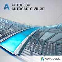Autodesk Civil 3D 2019 237K1-WW8695-T548