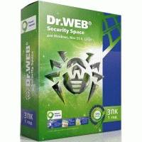 Dr. Web Security Space AHW-B-12M-3-A2