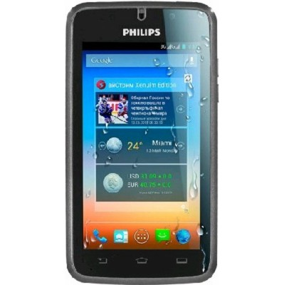 Philips Xenium W8500 Dark Grey
