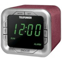 Telefunken TF-1505 Bordeaux-Green
