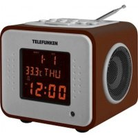 Telefunken TF-1575U Dark Wood