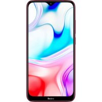 Смартфон Xiaomi Redmi 8 4-64GB Red